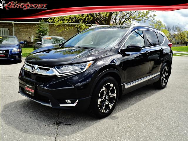 2018 Honda CR-V Touring (Stk: 1497) in Orangeville - Image 1 of 22