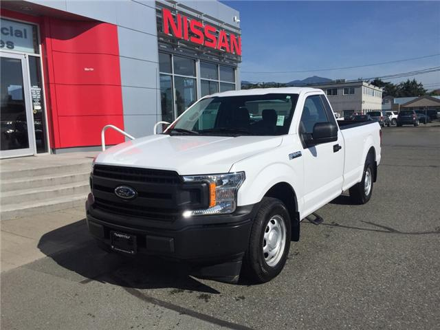 2018 Ford F-150 XL (Stk: N97-2407A) in Chilliwack - Image 1 of 16