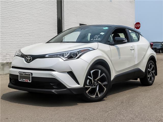 2019 Toyota C-HR XLE (Stk: 95305) in Waterloo - Image 1 of 17