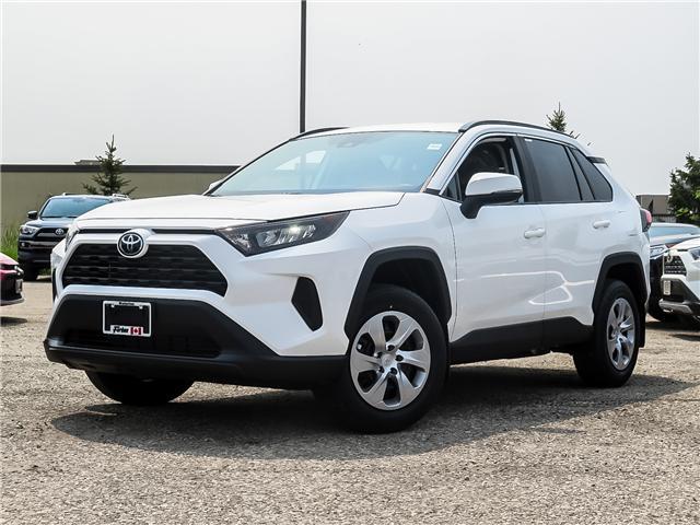 2019 Toyota RAV4 LE (Stk: 95324) in Waterloo - Image 1 of 16