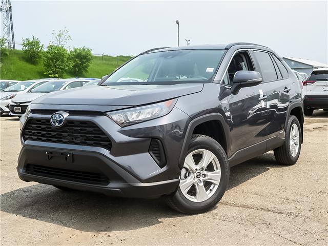 2019 Toyota RAV4 Hybrid LE (Stk: 95329) in Waterloo - Image 1 of 17