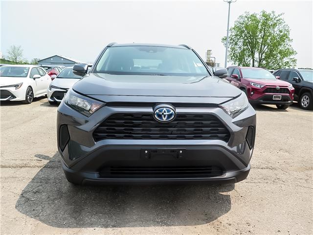 2019 Toyota RAV4 Hybrid LE (Stk: 95329) in Waterloo - Image 2 of 17