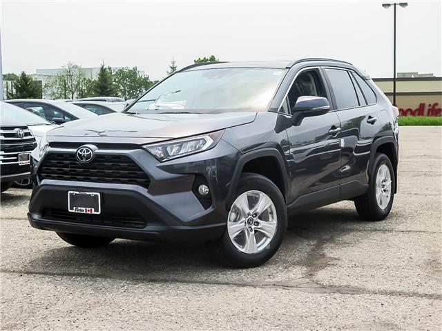 2019 Toyota RAV4 XLE (Stk: 95339) in Waterloo - Image 1 of 17