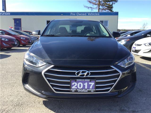 2017 Hyundai Elantra LE (Stk: 7707H) in Markham - Image 2 of 4