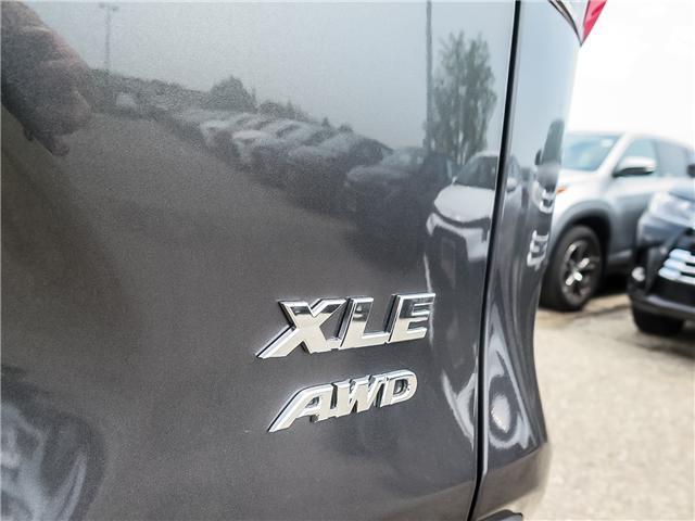2019 Toyota RAV4 XLE (Stk: 95339) in Waterloo - Image 15 of 17