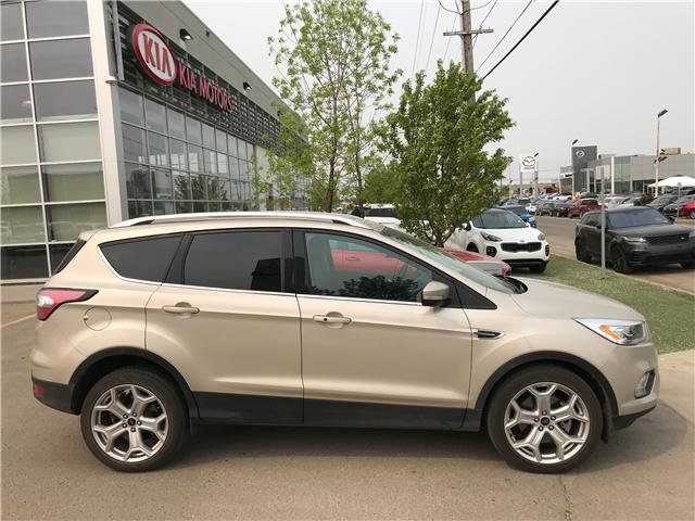 2017 Ford Escape Titanium (Stk: 21356A) in Edmonton - Image 2 of 24
