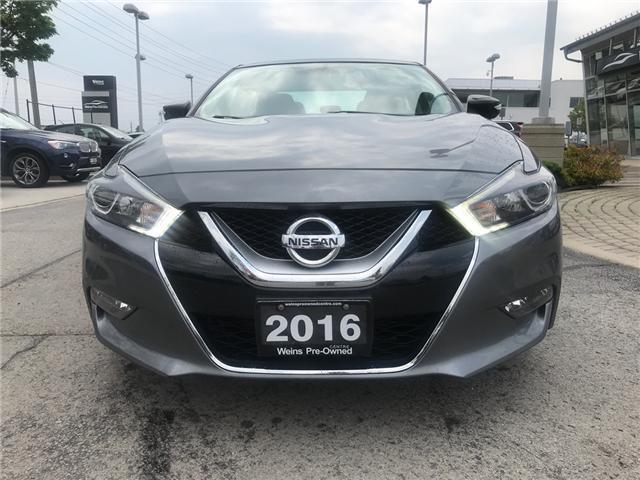 2016 Nissan Maxima SL (Stk: 1677W) in Oakville - Image 2 of 24