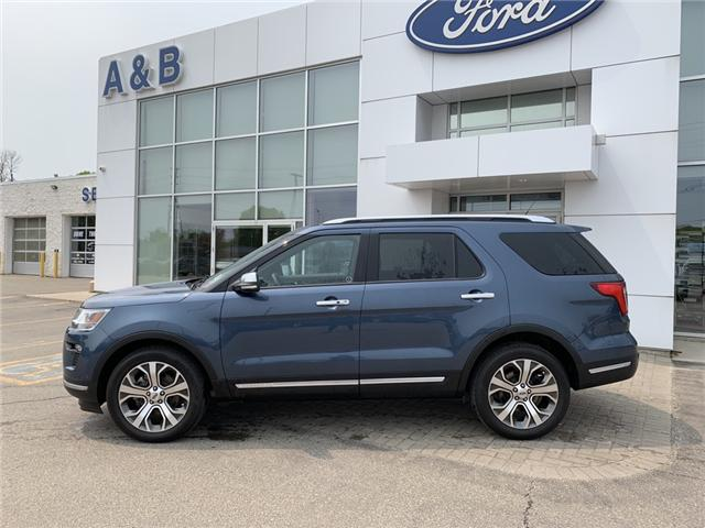 2019 Ford Explorer Platinum (Stk: 1969) in Perth - Image 2 of 13