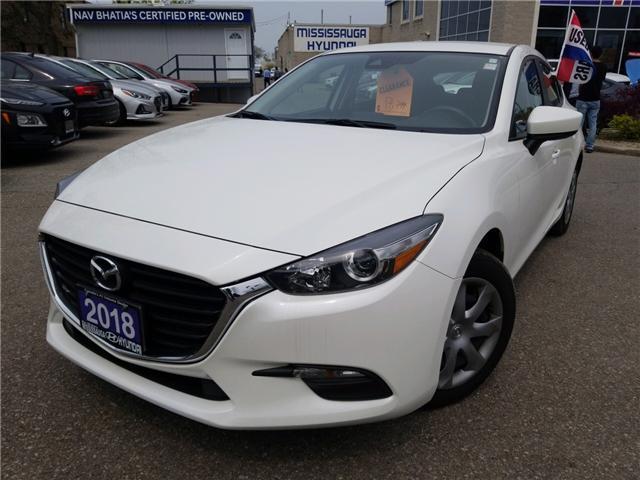 2018 Mazda Mazda3 Sport GX (Stk: OP10242) in Mississauga - Image 1 of 19