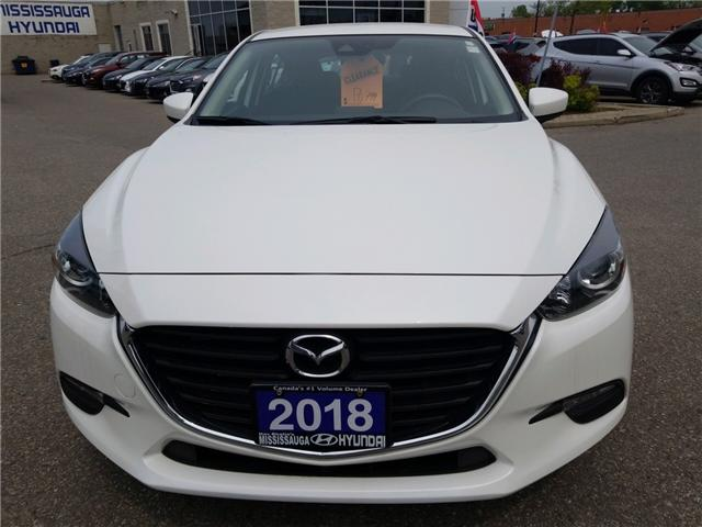 2018 Mazda Mazda3 Sport GX (Stk: OP10242) in Mississauga - Image 2 of 19
