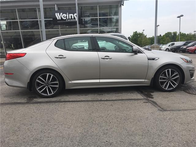 2014 Kia Optima SX Turbo (Stk: 1693W) in Oakville - Image 8 of 30