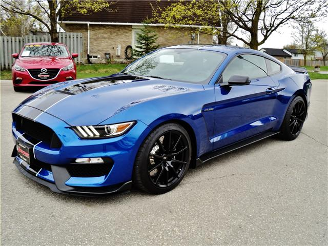 2017 Ford Shelby GT350 Base (Stk: C123) in Orangeville - Image 2 of 25
