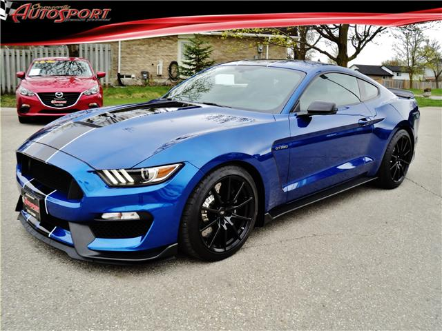 2017 Ford Shelby GT350 Base (Stk: C123) in Orangeville - Image 1 of 25