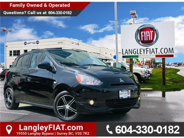 2015 Mitsubishi Mirage ES (Stk: LF010030AA) in Surrey - Image 1 of 22