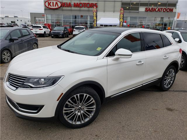2016 Lincoln MKX Reserve (Stk: 39299A) in Saskatoon - Image 1 of 29