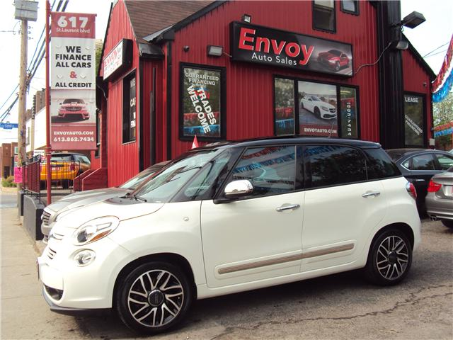 2014 Fiat 500L Lounge (Stk: ) in Ottawa - Image 1 of 30