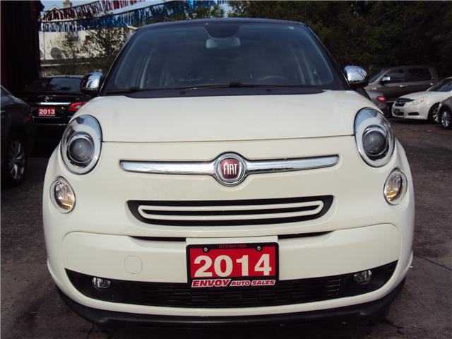2014 Fiat 500L Lounge (Stk: ) in Ottawa - Image 2 of 30