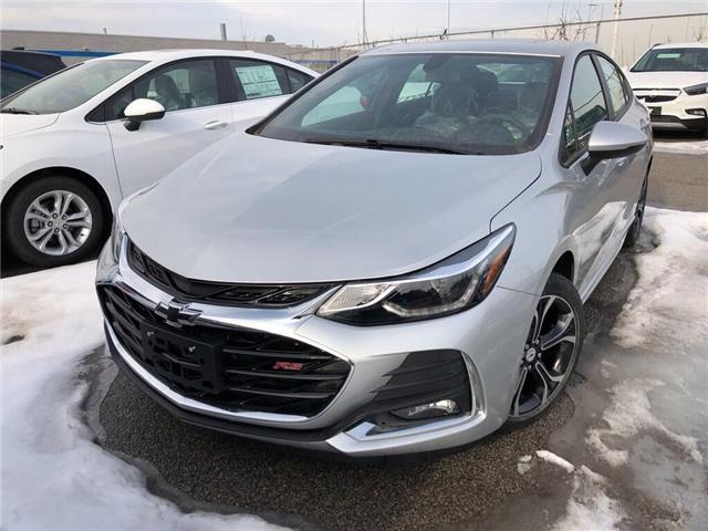2019 Chevrolet Cruze LT (Stk: 137999) in BRAMPTON - Image 1 of 5