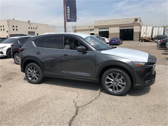 2019 Mazda CX-5 Signature (Stk: 19-382) in Woodbridge - Image 6 of 15