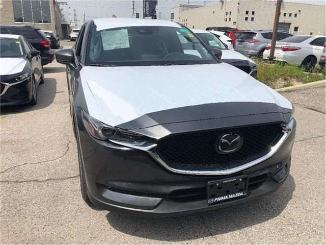 2019 Mazda CX-5 Signature (Stk: 19-382) in Woodbridge - Image 8 of 15