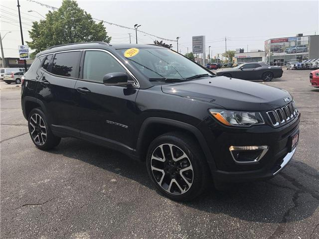 2018 Jeep Compass Limited (Stk: 44800) in Windsor - Image 1 of 14