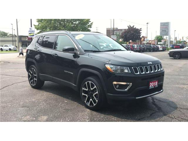 2018 Jeep Compass Limited (Stk: 44800) in Windsor - Image 2 of 14