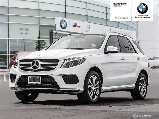 2016 Mercedes-Benz GLE-Class Base (Stk: T694497A) in Oakville - Image 1 of 25