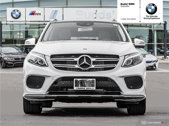 2016 Mercedes-Benz GLE-Class Base (Stk: T694497A) in Oakville - Image 2 of 25