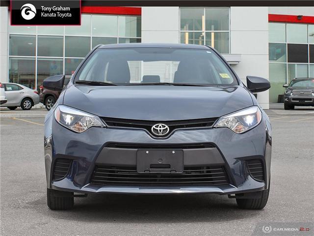 2016 Toyota Corolla CE (Stk: M2656) in Ottawa - Image 2 of 27