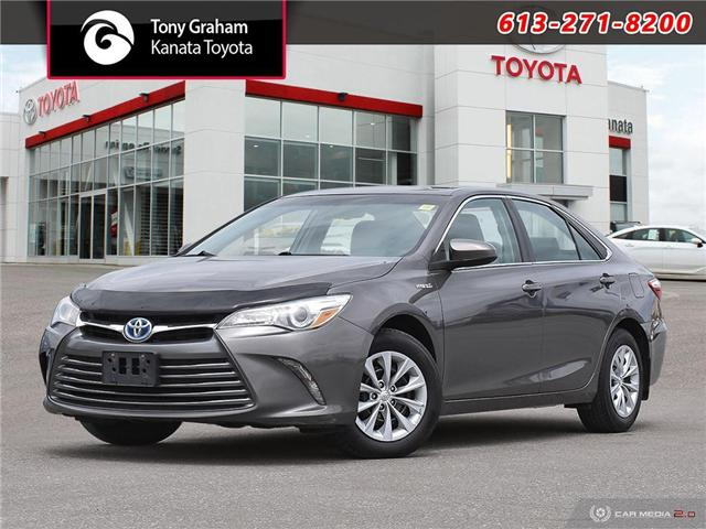 2015 Toyota Camry Hybrid LE (Stk: K4266A) in Ottawa - Image 1 of 28