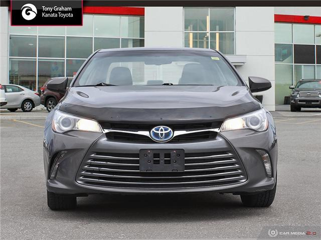 2015 Toyota Camry Hybrid LE (Stk: K4266A) in Ottawa - Image 2 of 28