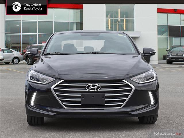2017 Hyundai Elantra  (Stk: K4260A) in Ottawa - Image 2 of 28