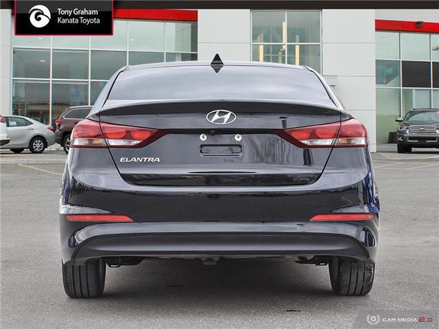 2017 Hyundai Elantra  (Stk: K4260A) in Ottawa - Image 5 of 28