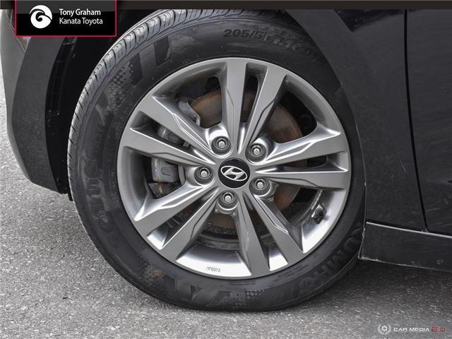 2017 Hyundai Elantra  (Stk: K4260A) in Ottawa - Image 6 of 28