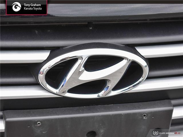 2017 Hyundai Elantra  (Stk: K4260A) in Ottawa - Image 9 of 28