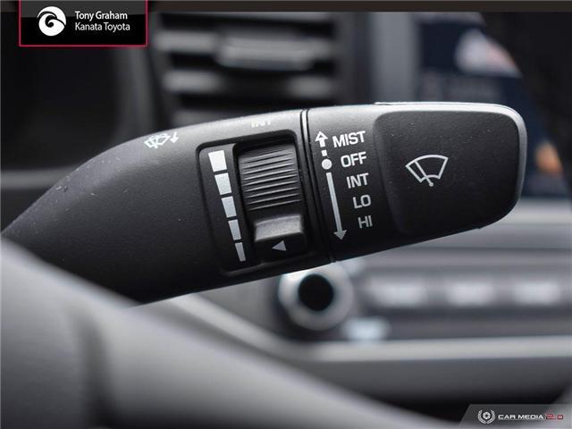 2017 Hyundai Elantra  (Stk: K4260A) in Ottawa - Image 18 of 28