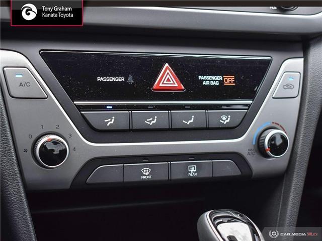 2017 Hyundai Elantra  (Stk: K4260A) in Ottawa - Image 20 of 28