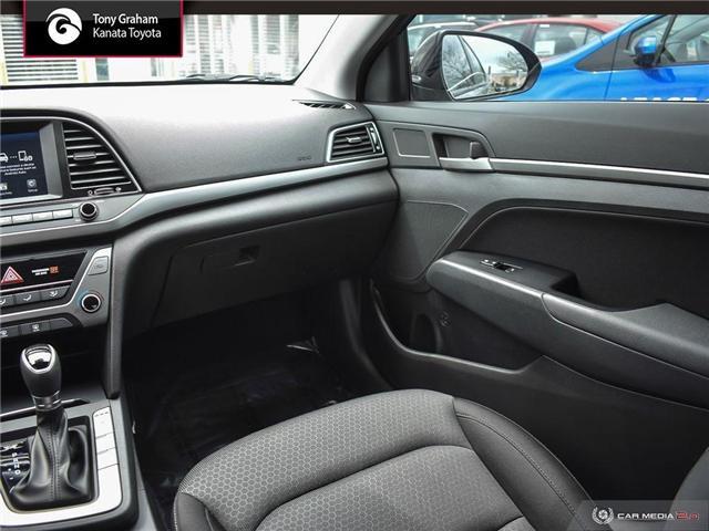 2017 Hyundai Elantra  (Stk: K4260A) in Ottawa - Image 27 of 28