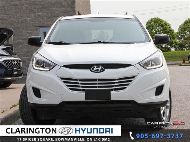 2015 Hyundai Tucson GL (Stk: U871A) in Clarington - Image 2 of 27
