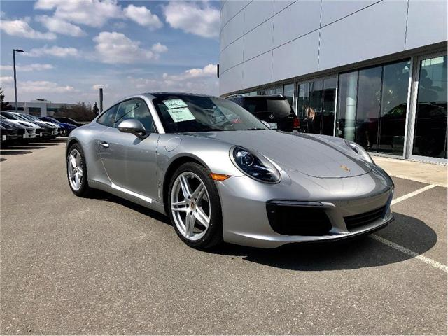 2019 Porsche 911 Carrera Coupe (991) w/ PDK (Stk: P13843) in Vaughan - Image 2 of 18