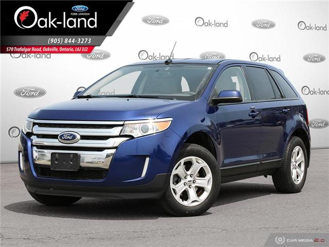 2014 Ford Edge SEL (Stk: 9X037A) in Oakville - Image 1 of 27