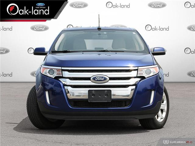 2014 Ford Edge SEL (Stk: 9X037A) in Oakville - Image 2 of 27