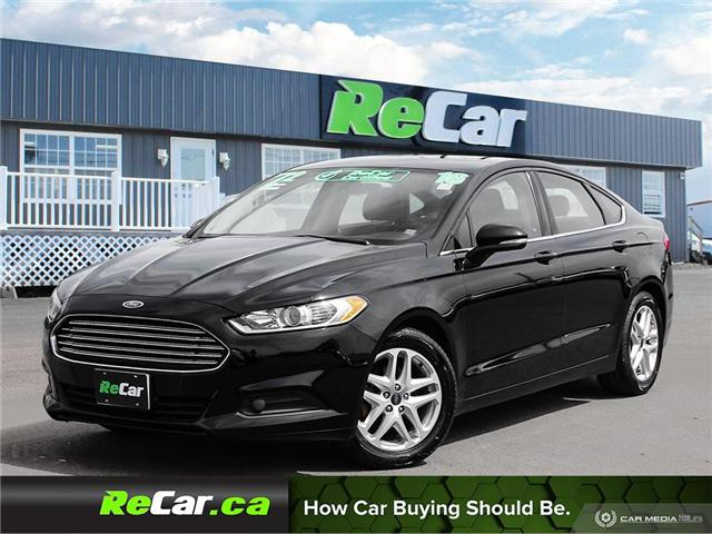 2016 Ford Fusion SE (Stk: 190597A) in Fredericton - Image 1 of 23