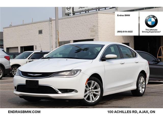 2015 Chrysler 200 Limited (Stk: 12903A) in Ajax - Image 1 of 22