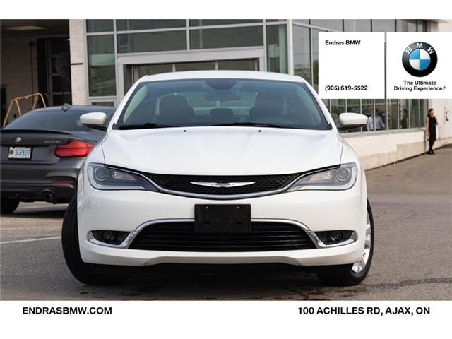2015 Chrysler 200 Limited (Stk: 12903A) in Ajax - Image 2 of 22