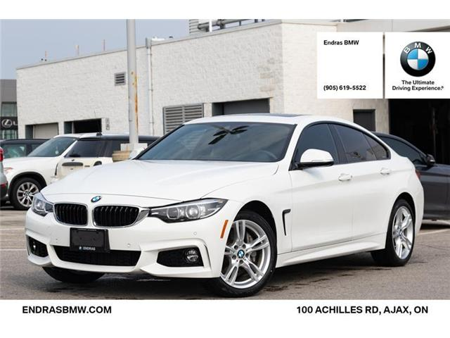 2019 BMW 430i xDrive Gran Coupe  (Stk: P5865) in Ajax - Image 1 of 22