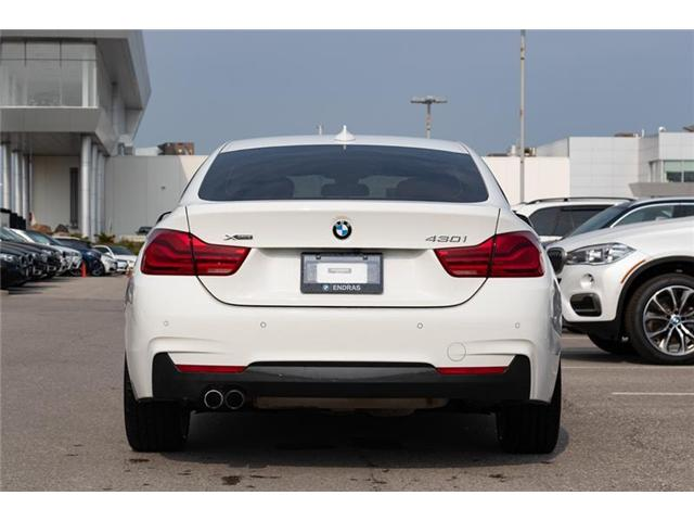 2019 BMW 430i xDrive Gran Coupe  (Stk: P5865) in Ajax - Image 9 of 22