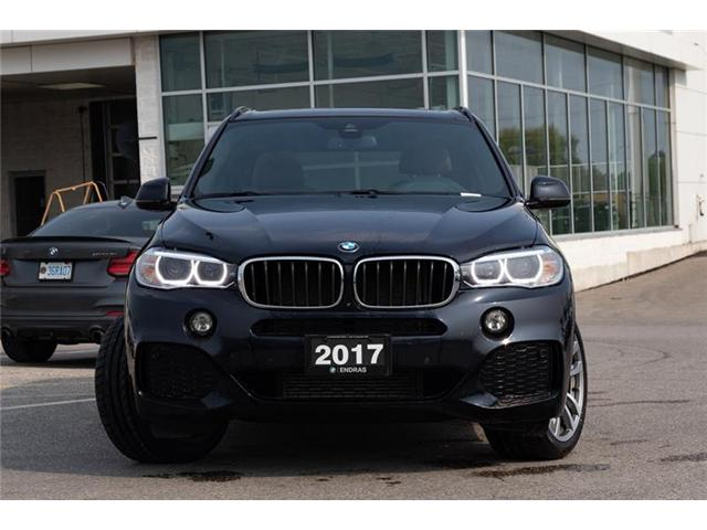 2017 BMW X5 xDrive35d (Stk: P5867) in Ajax - Image 2 of 22
