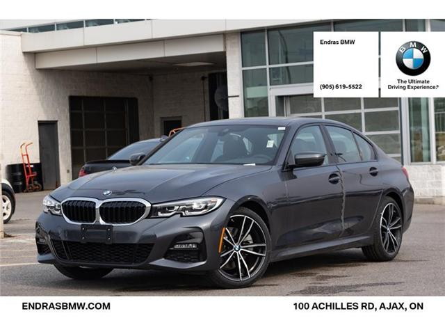 2019 BMW 330i xDrive (Stk: 35490) in Ajax - Image 1 of 21