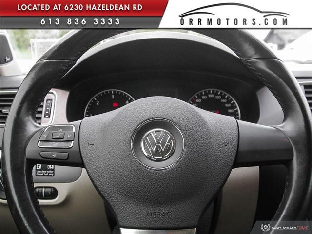 2012 Volkswagen Jetta 2.0 TDI Highline (Stk: 5778) in Stittsville - Image 14 of 29